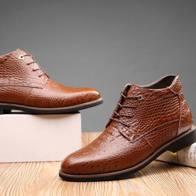 We love it and we know you also love it as well Brand Genuine Leather Dress Shoes Men Oxford Shoes Men Flats High Quality Comfortable Male Summer Shoes Plus Size 38-46 just only $45.60 with free shipping worldwide  #menshoes Plese click on picture to see our special price for you