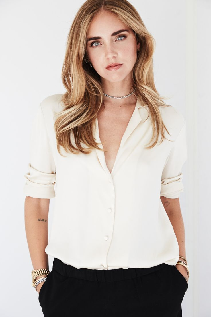 Chiara Ferragni, founder of The Blonde Salad   #chiaraferragni #BOF