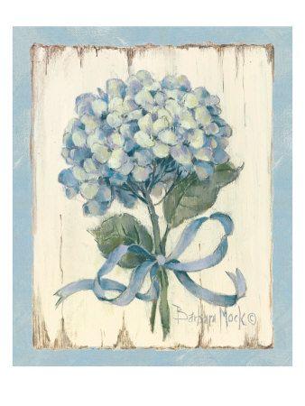 Ramo azul de verano II Láminas por Barbara Mock en AllPosters.es