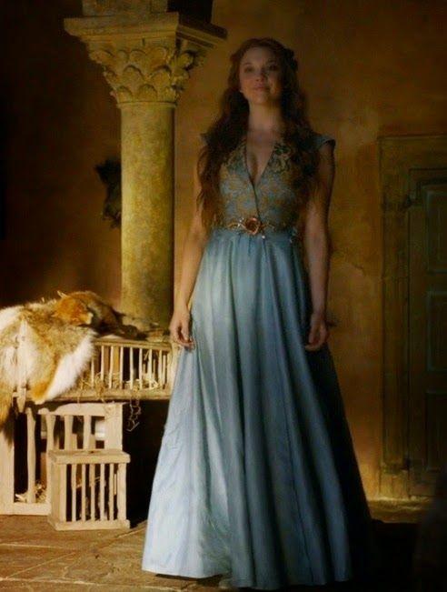 El estilo de Margaery Tyrell's en Juego de Tronos