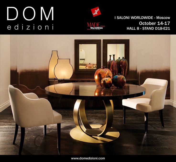 Next International Event #isaloniworldwide #moscow #italiandesign #italianluxuryfurniture #interiordesign