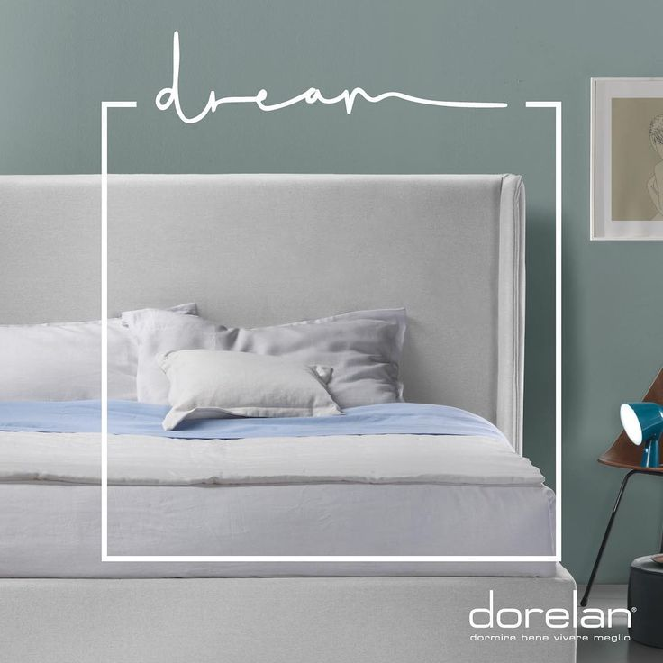 I have in me all the #dreams in the world… Cit. Fernando #Pessoa #beautiful #Kendo #bed by #Dorelan #white #style #interiorstyle #quote #designdecor #nofilters #MadeinItaly #BedInItaly #italianstyle