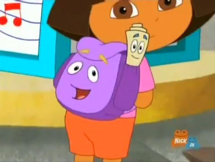 Dora the Explorer - Dora La Musico (Dora) (episode this nine)