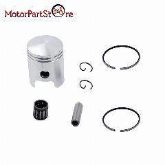[ 20% OFF ] 47Mm Piston Ring Kit With Needle For Yamaha Pw80 Py80 Pw Py 80 Peewee 80Cc Atv Quad Dirt Bike Motorcycle Engine Parts