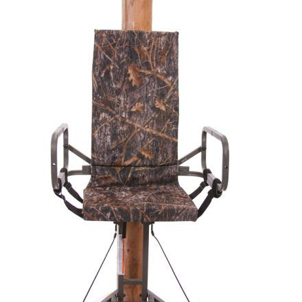 Slumper Seats sling seat cushion. Best tree stand seats on the market. #hunting #deer #treestand