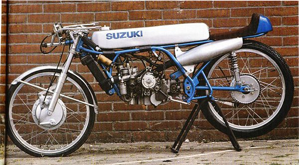 マン島TTレース 50ccクラス(1964?) ( オートバイ ) - アドリア海のフラノ -SINCE 2006- - Yahoo!ブログ
