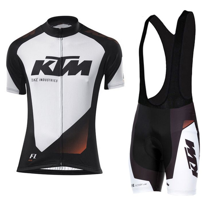 Ropa ciclismo 2016 Ktm Cycling jersey bicycle summer maillot ciclismo hombre cycling clothing mtb bike sport jersey…