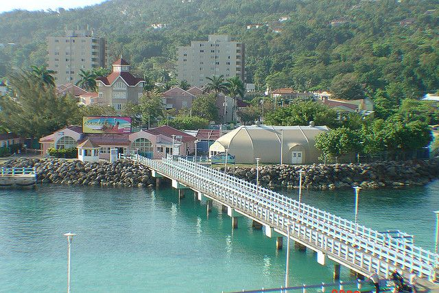 Ocho Rios Cruise Port Past Amp Future Favorite Places Pinterest Ocho Rios Jamaica And Cruises