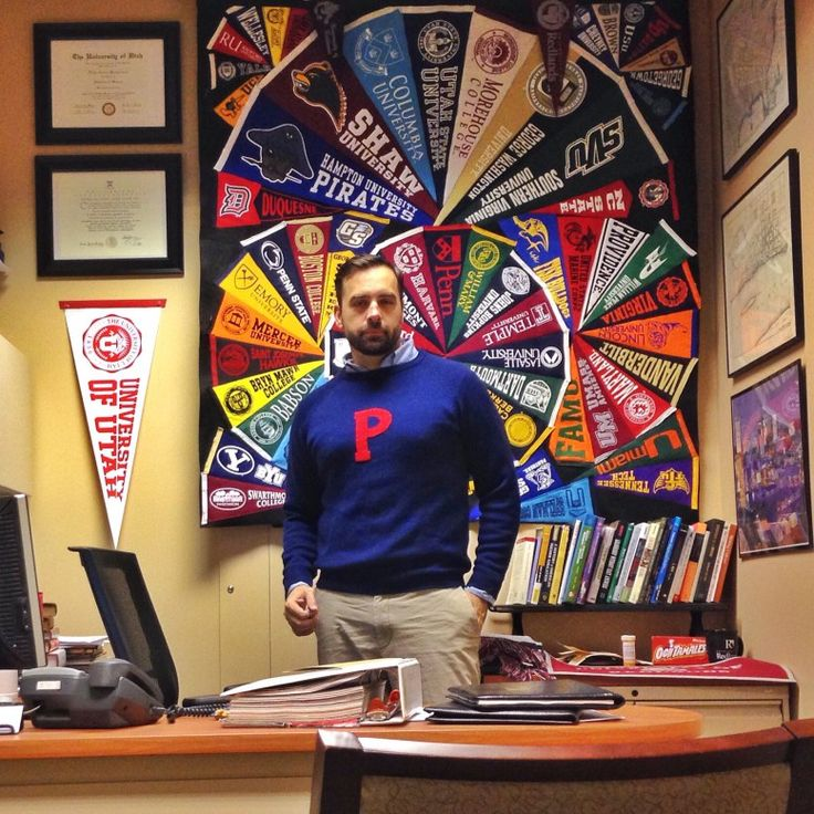 Rah Rah: How I Built My College Pennant Collection                                                                                                                                                                                 More