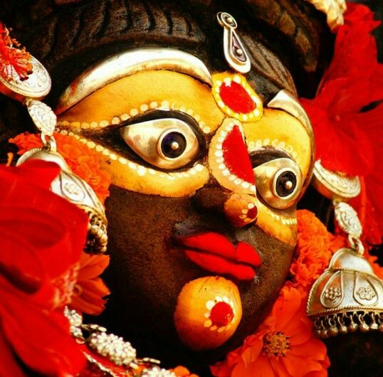 Deity of lord jagannath in one of the temples in orissa . #MyStateWithJaypore