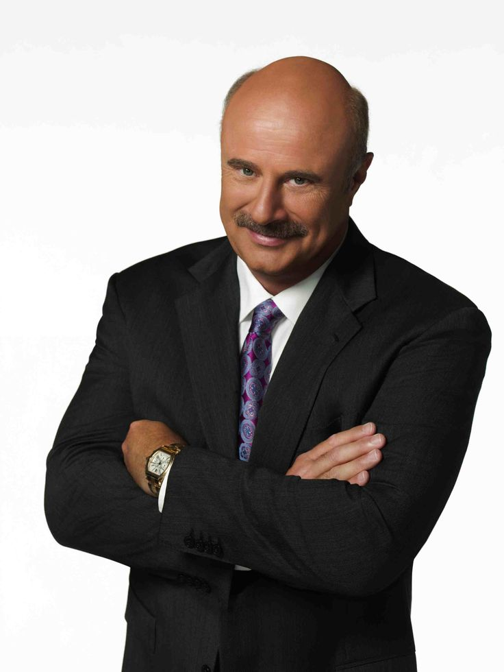 "He is famous for hosting a daytime talk show ""Dr. Phil"", since 2002. Description from thecelebworth.com. I searched for this on bing.com/images"