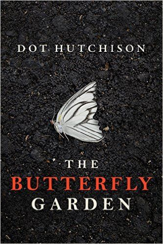 """The Butterfly Garden eBook: Dot Hutchison: Near an isolated mansion lies a beautiful garden.  In this garden grow luscious flowers, shady trees…and a collection of precious """"butterflies""""—young women who have been kidnapped and intricately tattooed to resemble their namesakes."""
