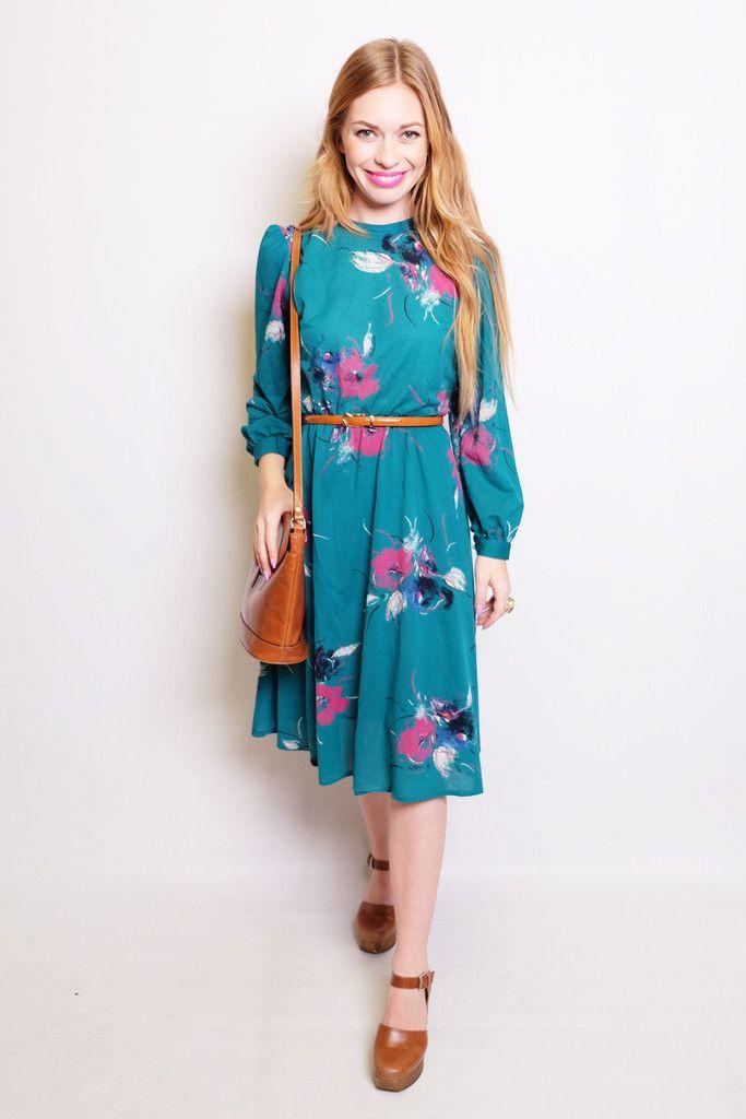 Vintage Melissa Dress