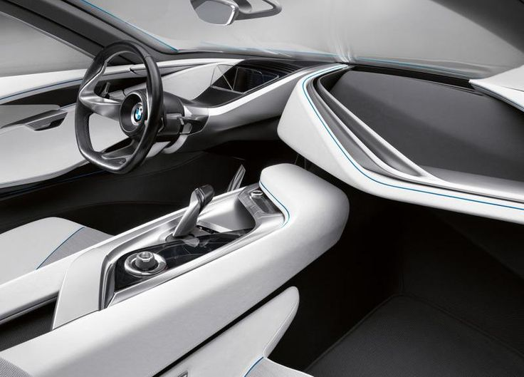 BMW EfficientDynamics Concept Interior Car DesignInterior Sketch Automotive