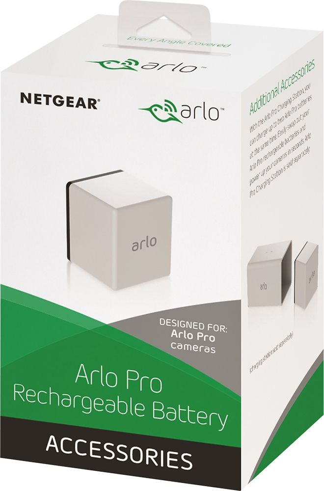 Rechargeable Lithium Ion Battery For Arlo Pro Vma4400 100nas Lithium Ion Batteries Battery