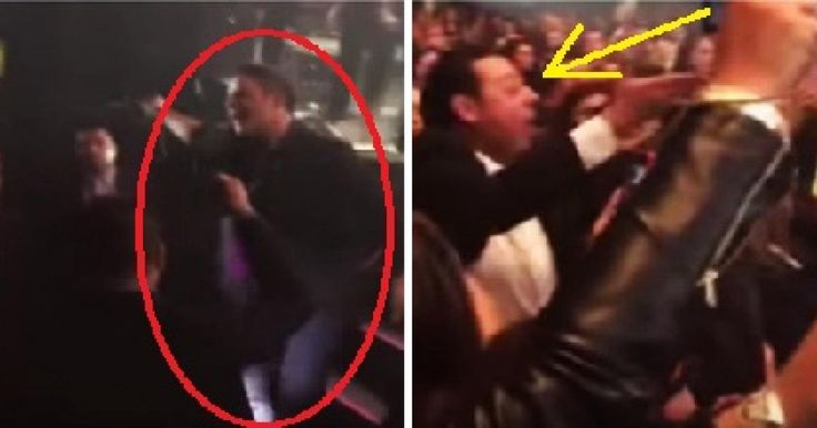Durante el concierto que ofrecía en Rosarito, Baja California, el cantante español, Alejandro Sanz, detuvo su concierto cuando vio entre el publico asistente a un hombre que estaba maltratando a una mu