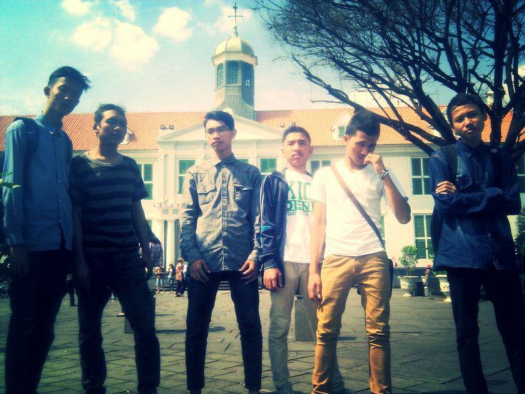 At Old City, Jakarta - NOS2