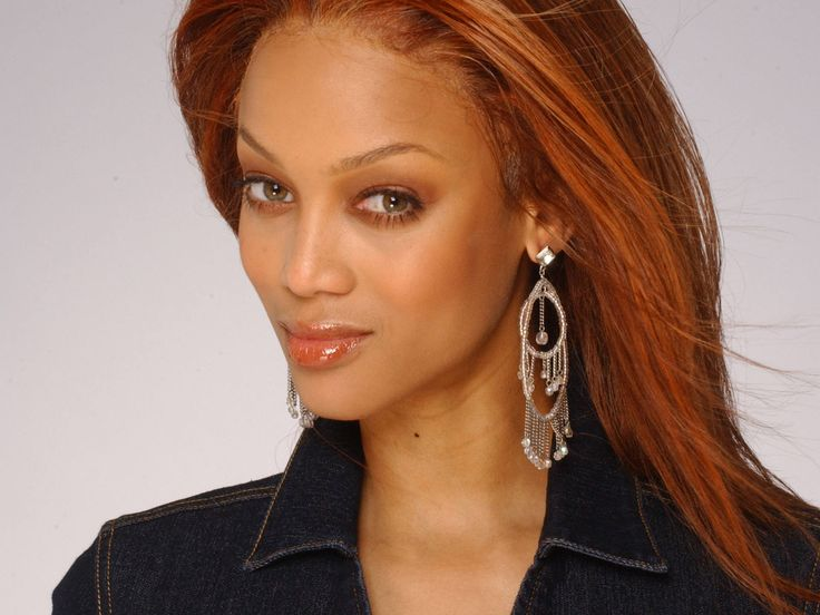 Tyra Banks first became famous as a model, appearing twice on the cover of the Sports Illustrated Swimsuit Issue and working for Victoria's Secret as one of their original Angels.