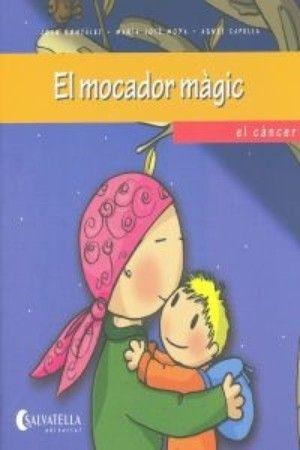 JOAN GONZÁLEZ, Mª JOSÉ MOYA. El mocador màgic. Salvatella, 2014. I*