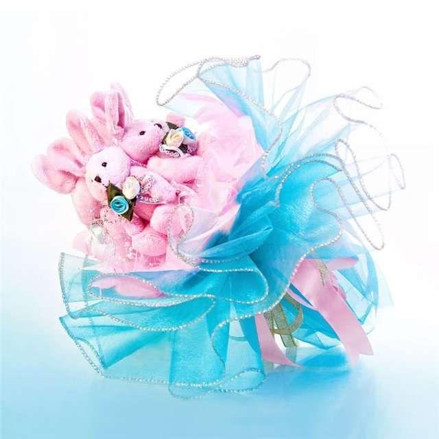 Stuffed toys bouquet /букет из игрушек   Букет из игрушек - оригинальный ...