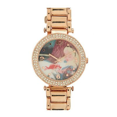 디즈니 앨리스인 원더랜드 슬리핑 시계 Disney Alice In Wonderland Sleeping Watch #watch #disney #alice ₩31,000