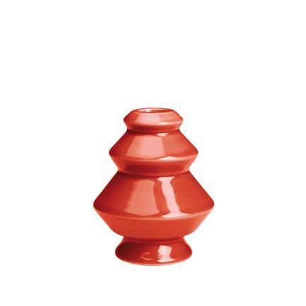Avvento ljusstake till kronljus, röd, mini, Marianne Nielsen, Kähler