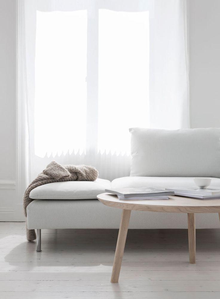 10 Key Features Of Scandinavian Interior Design // Simple Accents -- Decor is kept to minimum in Scandinavian design and…