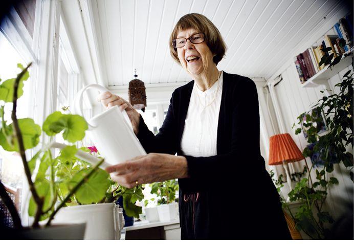 Barn behöver lugn, trygghet och engagemang från de vuxna för att komma igång med låtsaslek, säger Birgitta Knutsdotter Olofsson.