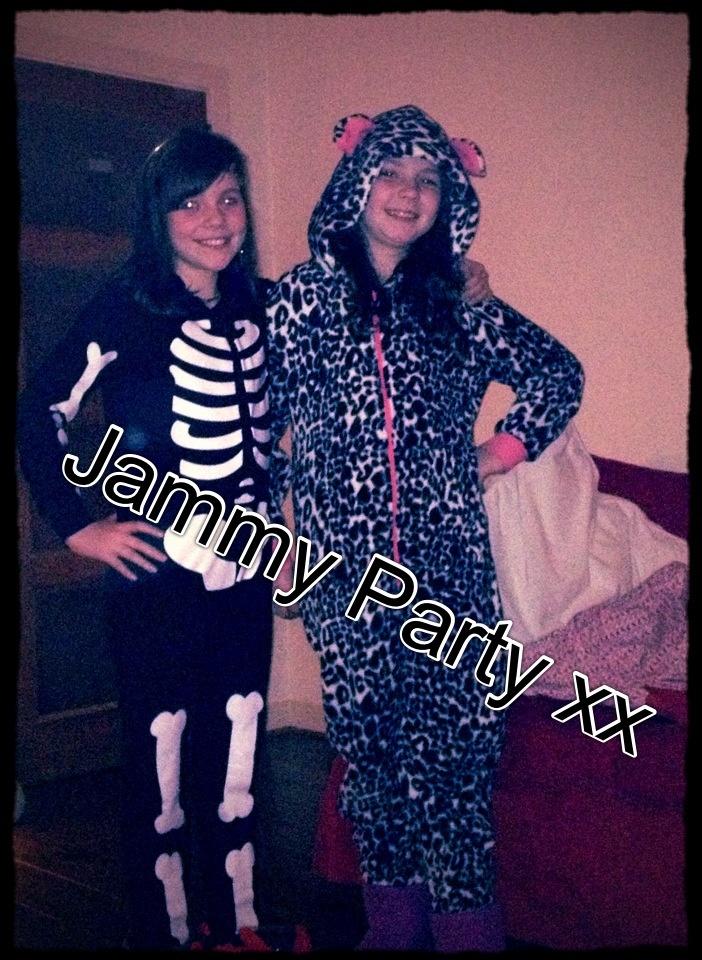JAMMY PARTY !!!!