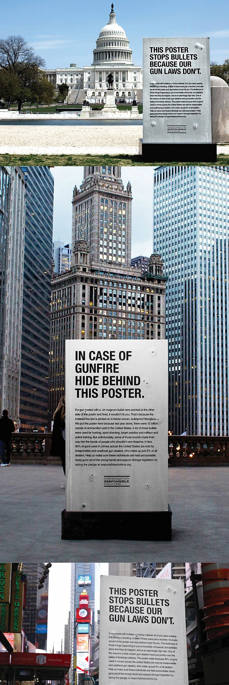 bulletproof ads from Ogilvy & Mather Chicago