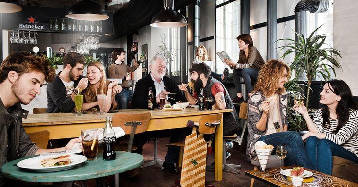 Entre los restaurantes de moda Madrid, el Grupo la Musa es una gran opción. El Grupo la Musa cuenta con 4 restaurantes en Madrid centro.