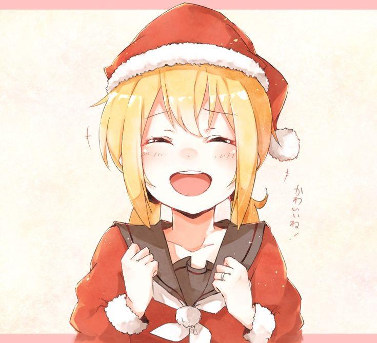 """凪さんのツイート: """"クリスマスだね!皐月ちゃん https://t.co/aV3cfcFfiB"""""""