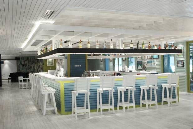 Aruba Restoran Bernuansa Pantai di Tengah Kota