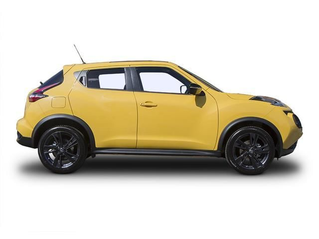 NISSAN JUKE HATCHBACK profile view