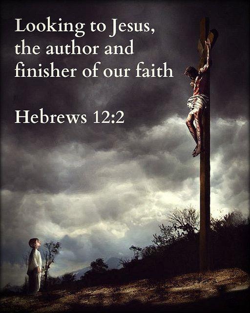 Hebrews 12:2 | by joshtinpowers