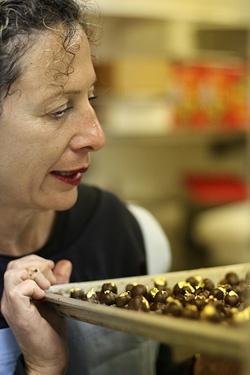 7 female chefs that need to be recognized: Nancy Silverton. Pizzeria Mozza ~ La Brea Bakery