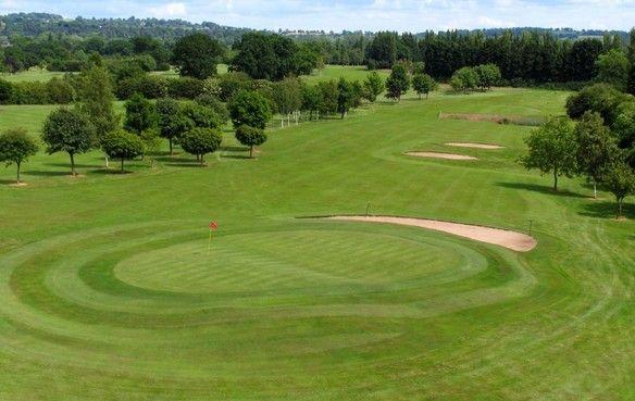 Pryors Heyes Golf Glub, Chester