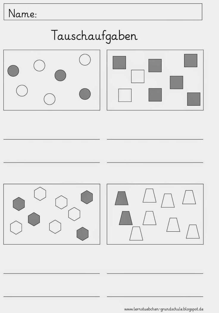 tauschaufgaben im zr 10 mathe umkehraufgaben mathe und arbeitsbl tter. Black Bedroom Furniture Sets. Home Design Ideas