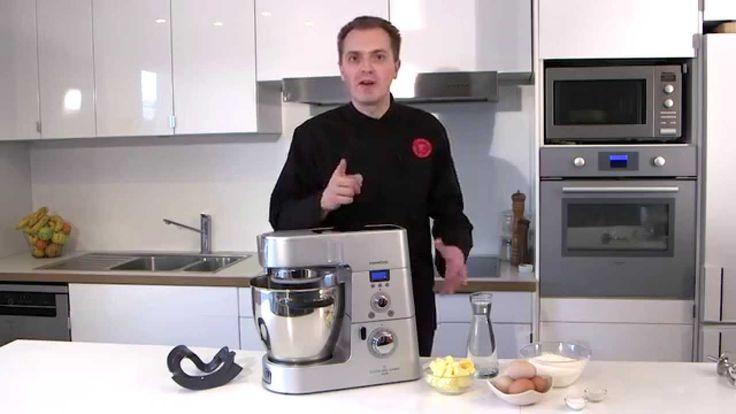 Recette au Cooking Chef : la pâte à choux par l'Atelier des Chefs