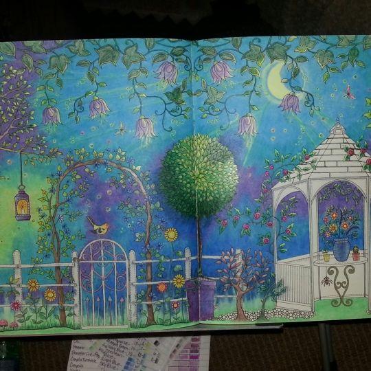 1000 Ideas About Secret Garden Colouring On Pinterest