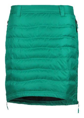 Short Down Skirt Emerald Green – Skhoop of Scandinavia