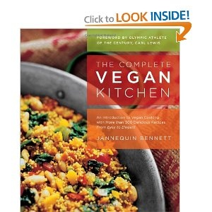 the complete vegan kitchen300 Delicious, Complete Vegan, Book Worth, Jannequin Bennett, Vegan Kitchens, Delicious Recipese From, Recipese From Easy, Vegan Cooking, Vegan Cookbooks