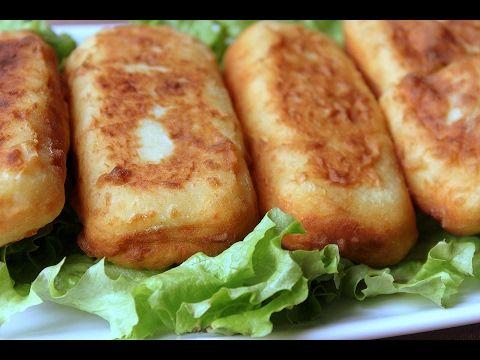 Croquettes de pommes de terre à la viande hachée   Recettes faciles, recettes rapides de djouza