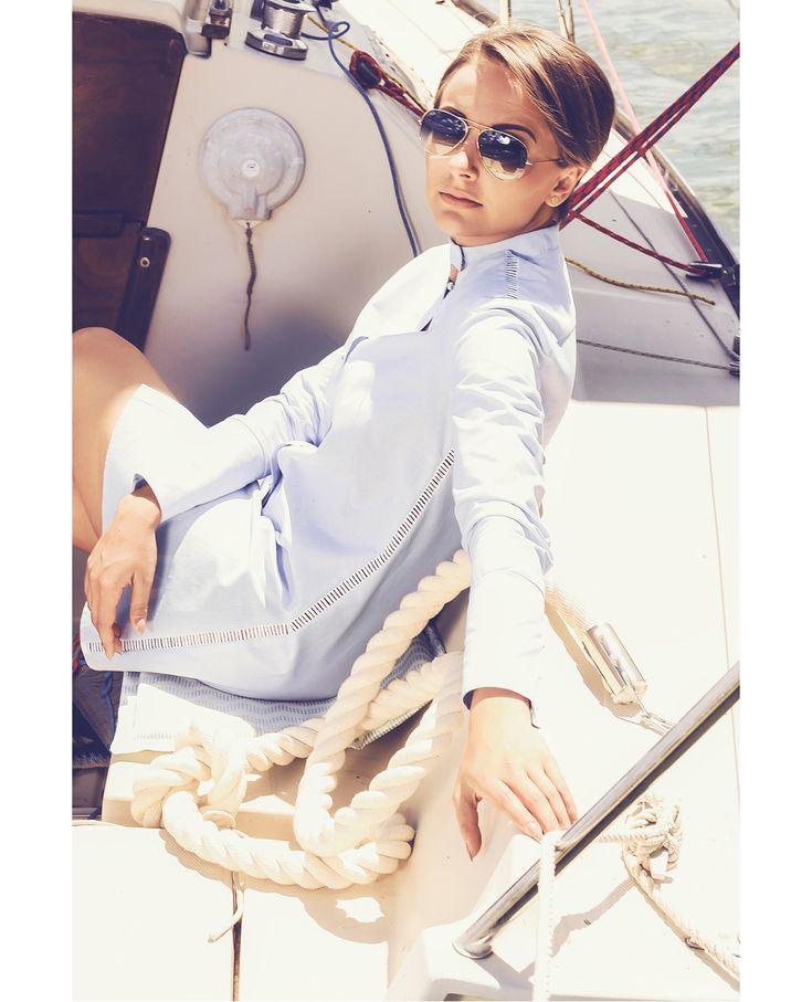 Raquette Resort Capsule 2016 #cotton #shirt #dresses #new #collection #resort #2016 #spring #summer #voyage #travel #maisonraquette