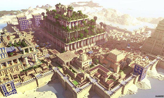 La mystérieuse « Babylone la grande » est détruite en une heure ---  Galen Currah --- CC BY-SA - https://www.youtube.com/watch?v=Hho3fD3-CWA