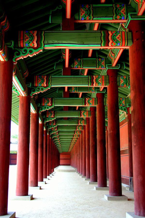 Chongdeokgung Palace |The ancient palace is now one of the major tourist attraction inSo. Korea. #World heritage