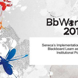 Seneca's Implementation of Blackboard Learn as an Institutional Portal   Introductions Seneca College of Applied Arts & Technology Toronto, Ontario  D. http://slidehot.com/resources/senecas-implementation-of-blackboard-learn-as-an-institutional-portal-at-bbworld-10.52327/