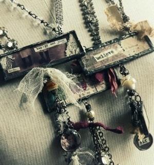 soldered pendants