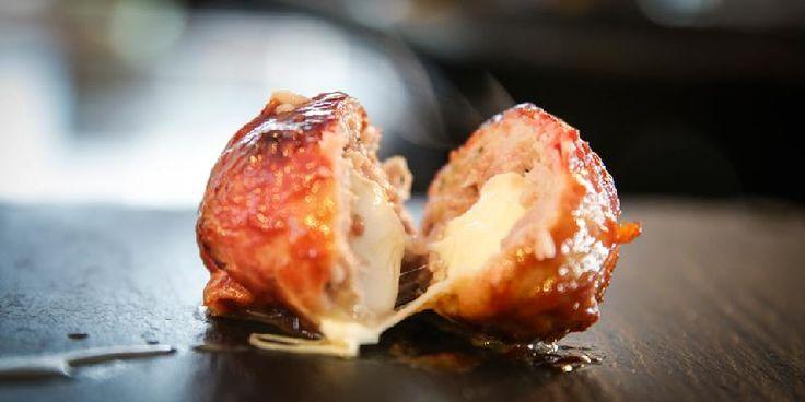 Til deg som elsker bacon! Det er bare � glede seg...