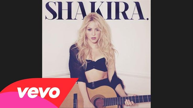 """Shakira - Medicine (Audio) ft. Blake Shelton not sure how i feel about the """"country twang"""" of this song, but i cant stop playing it... !"""